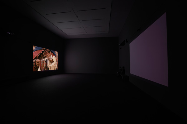 To Breathe, installation image, solo exhibition at Kukje Gallery, 2012